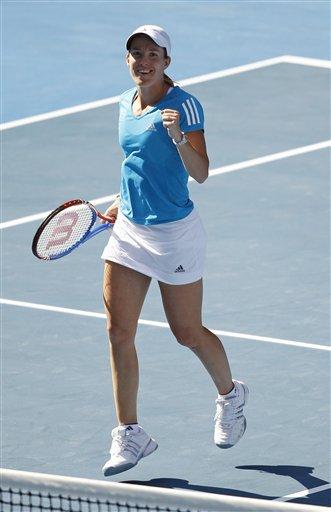 (ОПРОС) В финале Australian Open сыграют Серена Уильямс и Жюстин Энен