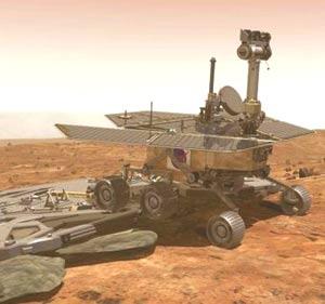 Марс приближается