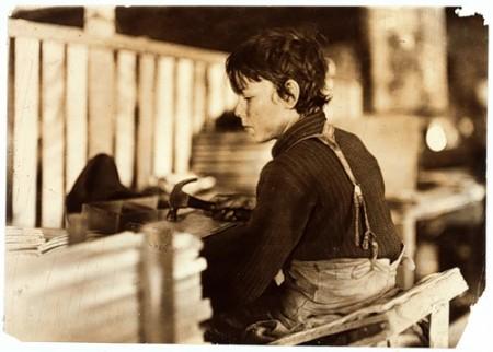 Детский труд.   Часть 3-я