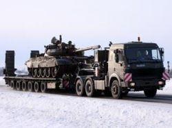 Эстонская армия для учений одолжила у Латвии танк