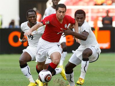 Египет в третий раз подряд выиграл Кубок Африки