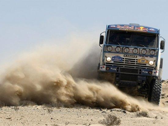 Чагин захватил лидерство на «Дакаре»