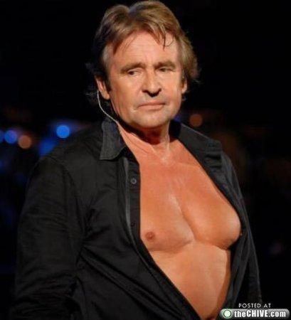 У мужчин тоже есть грудь!