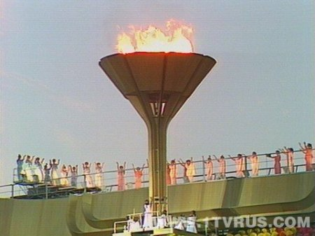 Это всё Олимпийские Игры