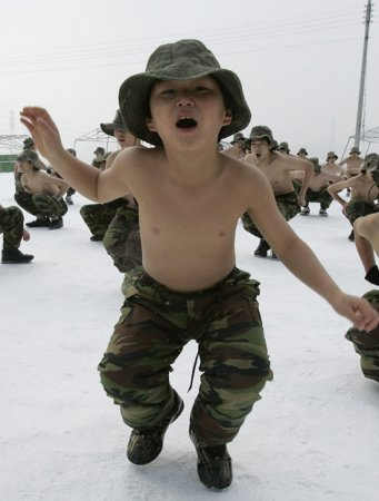 Корейский пионерлагерь