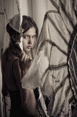 "Фотосессия ""Парашют"" от Rinze van Brug"