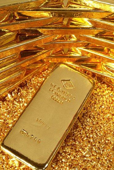 Беларусь нарастила свои золотовалютные резервы