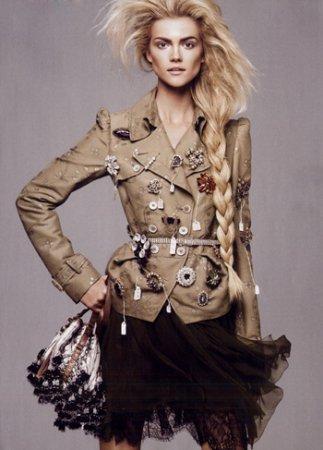 Лучшие модели десятилетия по версии Vogue