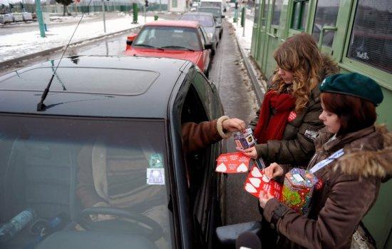 В Польше стартовал «Большой оркестр праздничной помощи»