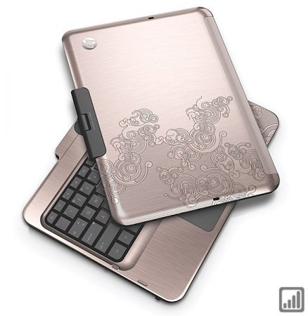 HP TouchSmart tm2 - сенсорный мультитач ноутбук на базе Intel CULV