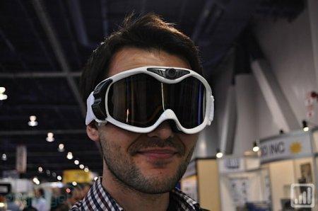 Liquid Image - очки с видеокамерой для активных видов спорта