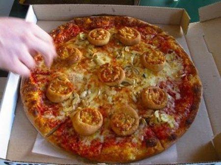 Всяческие пиццы