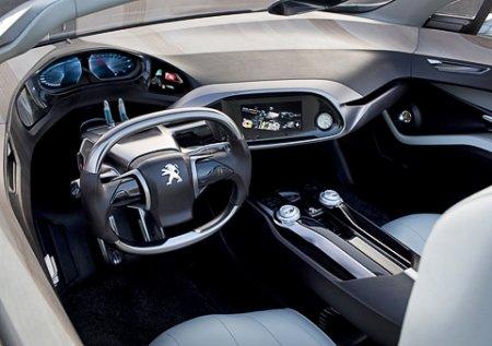 � ���������� ������ �������� Peugeot ��������� ������� ������� � SR1