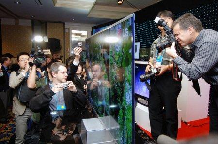LG обновила линейку LED телевизоров серии LE7500 и LE9500