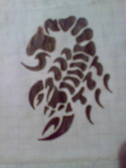 Рисунки ручкой