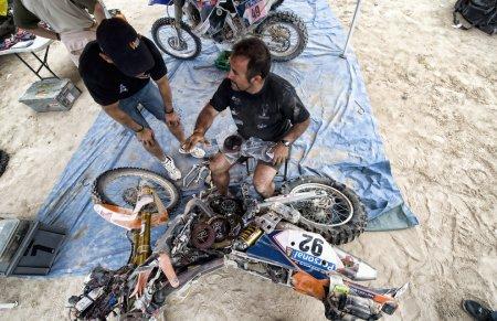 Dakar Rally 2010