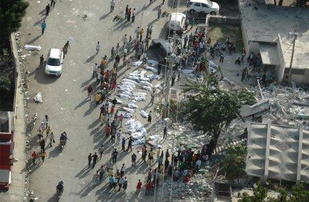 Гаити: 48 часов спустя