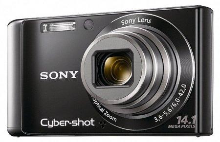 Sony представила 12 новых камер Cyber-shot