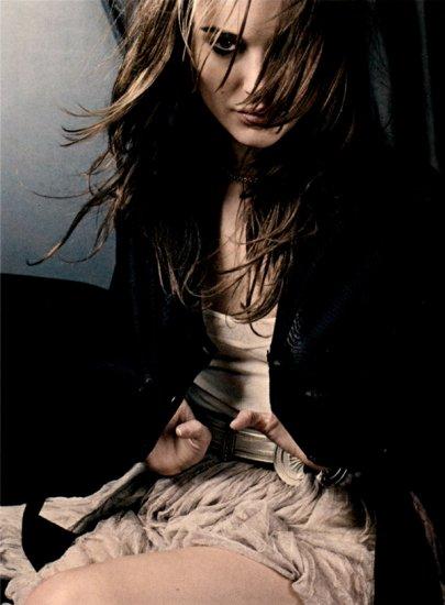 Natalie Portman для Elle