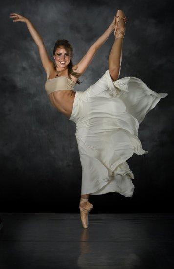 Балетные фотографии Richard Calmes