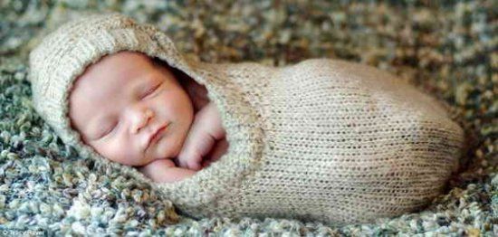 Сладкие сны: самые очаровательные фото детей