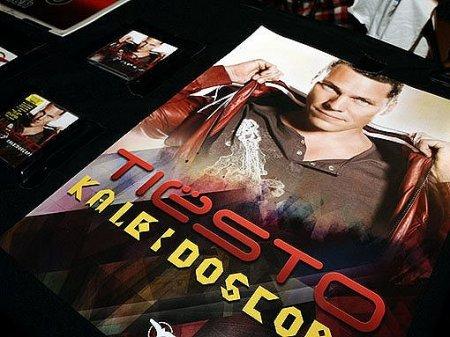 Tiesto - Kaleidoscope World Tour - Minsk (08.05.2010)
