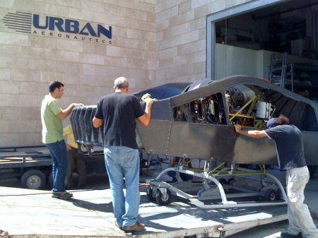 Совершен прорыв в создании летающего автомобиля!