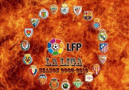 Чемпионат Испании - 18-й тур