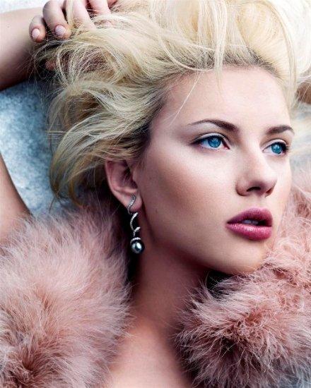 Scarlett Johansson by Craig McDean