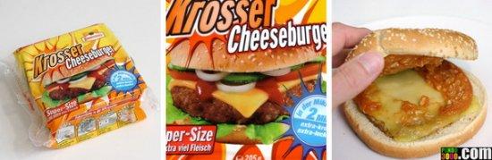 Продукты питания : реклама и реальность