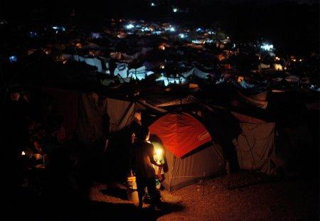 Гаити - шесть дней спустя