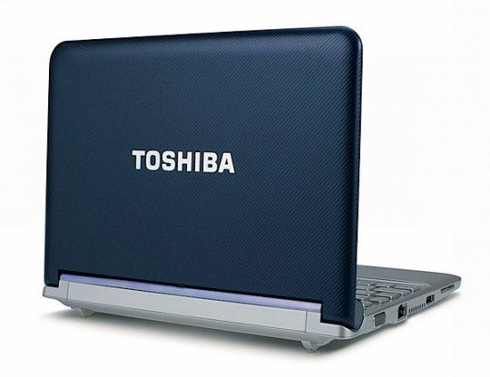 Toshiba mini NB300 - обновлённые характеристики в старом корпусе