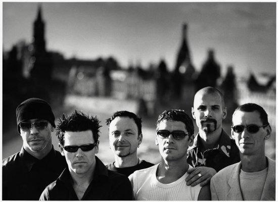 Немецкая группа Rammstein выступит в Минске 7 марта