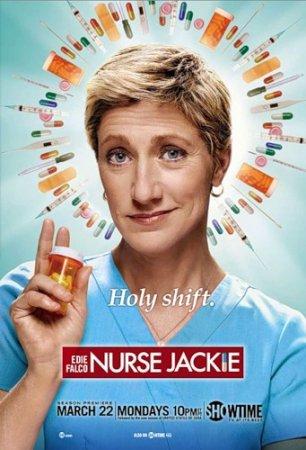 Nurse Jackie (Сестра Джеки) – постер и промо-фото 2 сезона