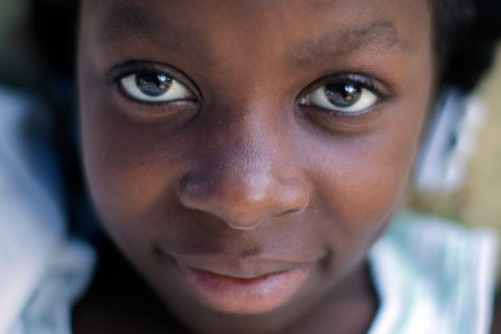 Лица Гаити