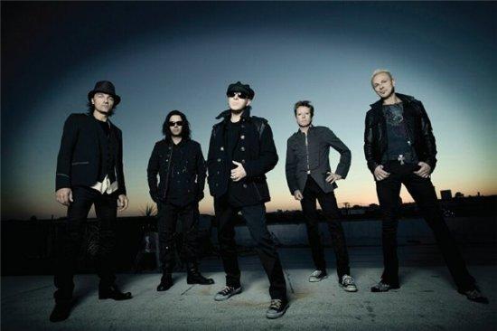 Scorpions �������� � ���������� ����� ����������� �������