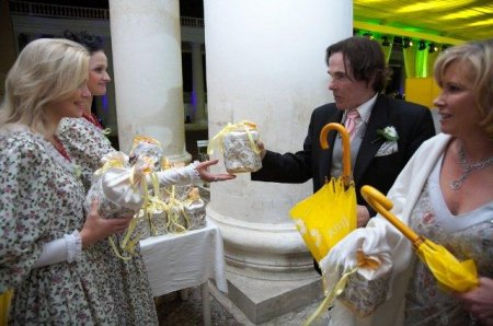 Одна из самых дорогих свадеб