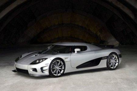 Самый дорогой в мире суперкар Trevita покрыт алмазной пылью