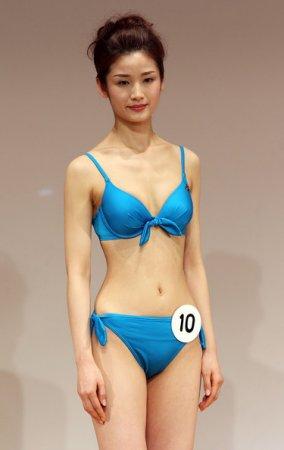 В Токио прошел конкурс Мисс Япония 2010