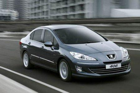 В Пекине представили новый седан Peugeot