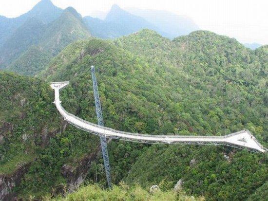Мост в Малайзии