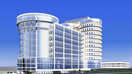 В Минске построен бизнес-центр уровня пятизвездочного отеля