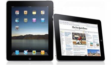 Apple iPad изнутри и снаружи