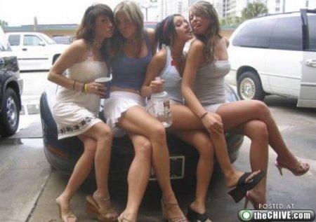 Фейсбучные девушки