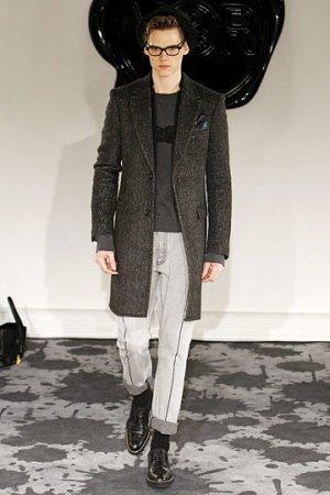 Неделя моды в Париже: мужские показы. Viktor & Rolf