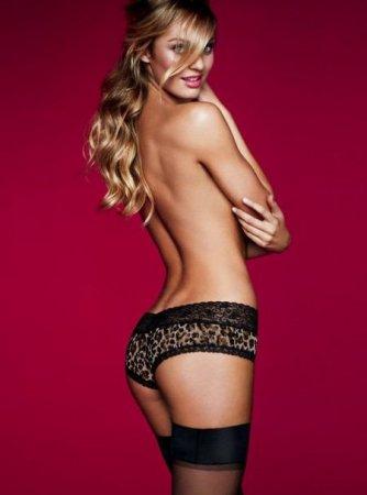 Коллекция белья ко Дню Св. Валентина от Victoria's Secret