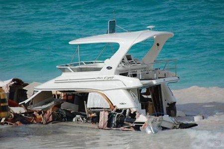 Гробим яхты недорого!