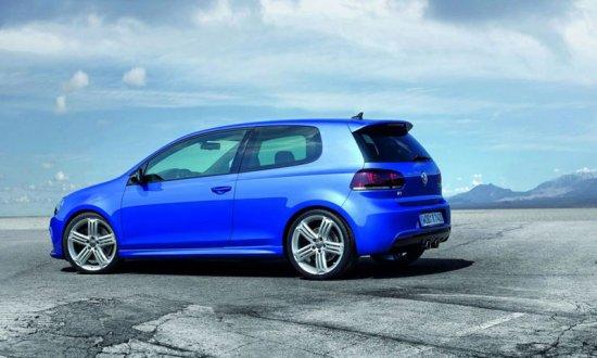 VW выпускает самый быстрый Golf
