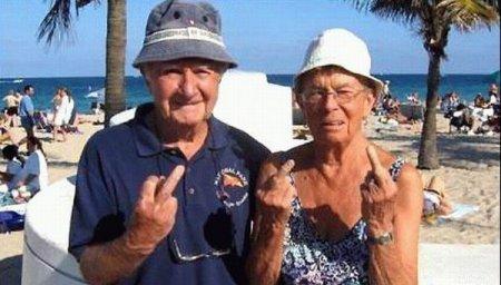 Старикашки отжигают!