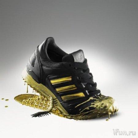 Нашествие кроссовок Adidas